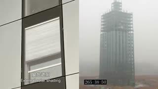 ساخت برج 30 طبقه در پانزده روز - چین !!!