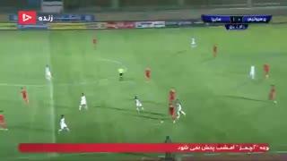 خلاصه بازی پرسپولیس 0 - سایپا 2 | جام شهدا