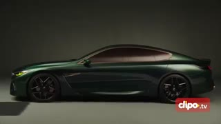 10 نکته درباره BMW M8 gran coupe