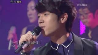 INFINITE-Woo Hyun (ft. Dong Woo) - My Love Crybaby - Immortal Song 2