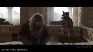 نخستین صحنهٔ حذف شده از فیلم «انتقام جویان: پایان بازی» منتشر شد!