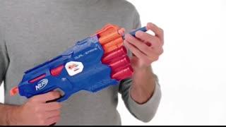 تفنگ اسباب بازی نرف