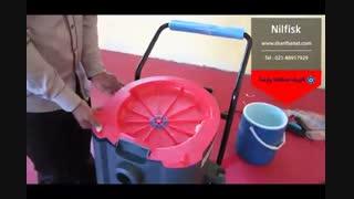 معرفی دستگاه جاروبرقی آب و خاک
