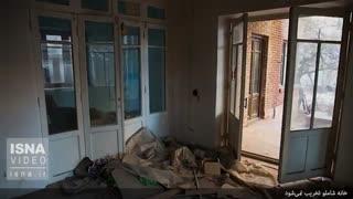 خانه شاملو تخریب نمیشود