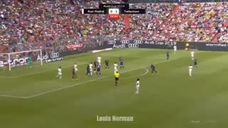 خلاصه بازی رئال مادرید 0 - تاتنهام 1 (آئودی کاپ)