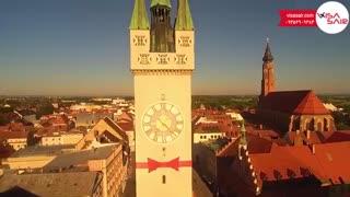 استادتورم اینزبروک اتریش - Stadtturm - تعیین وقت سفارت ویزاسیر