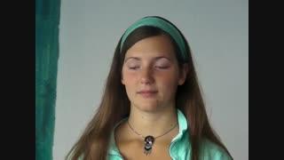 Yoga eye exercises