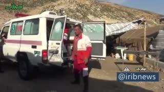 ریزش غار یخی «چما» در کوهرنگ | یک گردشگر جان خود را از دست داد
