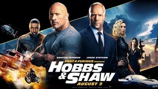 دانلود فیلم سریع و خشن 9: هابز و شاو Fast & Furious Presents: Hobbs & Shaw 2019