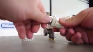 نحوه کار شیر ترموستاتیک رادیاتور