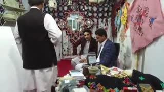 تهران در دست سیستانی ها و بلوچ ها در چهارمین نمایشگاه دستاوردهای روستائیان