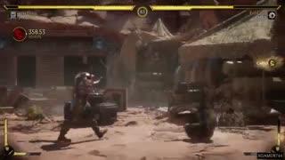 Mortal Kombat 11 - Jax Vs. Kano (VERY HARD)