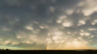 Vorticity 2 فیلمی تایم لپس از توفان های چرخشی