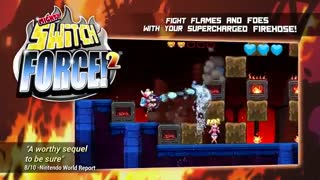 دانلود بازی Mighty Switch Force Collection - کالکشن کامل بازی - اکشن دوبعدی vgdl.ir