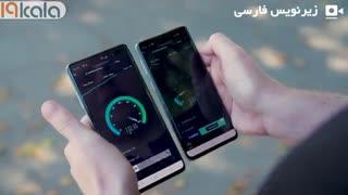 شبکه کدامیک سریعتر است؟Galaxy S10 5G یا Galaxy S10 (زیرنویس فارسی)