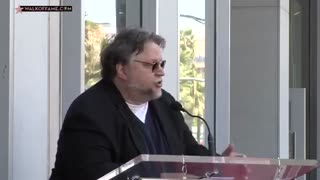 GUILLERMO DEL TORO HONORED WITH HOLLYWOOD WALK OF FAME STAR