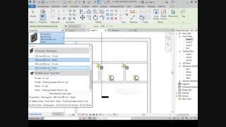 آموزش طراحی تاسیسات مکانیک در رویت مپ Revit MEP 2020
