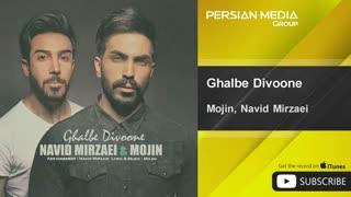 Mojin, Navid Mirzaei - Ghalbe Divoone ( مجین و نوید میرزایی - قلب دیوونه )