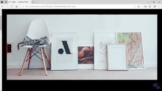 قالب HTML نمونه کار و گالری مافلو | سنترال فایل