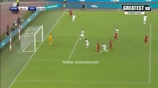 خلاصه بازی دوستانه رم 2 (5) - رئال مادرید 2 (4)