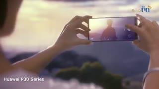 ویدئوی نمایش گوشی هواوی سری P30