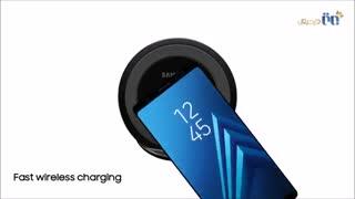 تریلر رسمی گوشی سامسونگ مدل Galaxy A8 2018