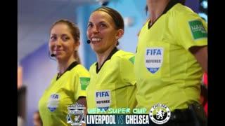پخش زنده فینال سوپر جام اروپا