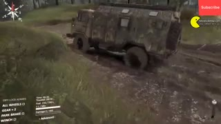Spintires The Original Game Gameplay tehrancdshop.com