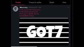 امنیت جانی اعضای گات سون برای کنسرت هنگ کنک در خطره!!!