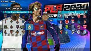 6 دقیقه گیم پلی بازی فوتبال حرفه ای PES 2020 برای کامپیوتر_با بهترین کیفیت و حجم