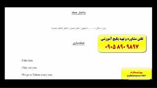کدینگ لغات کتاب 504 و 1100 بااستاد 10 زبانه علی کیانپور