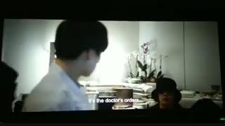 وقتی جونگکوک حالش خوب نبود...