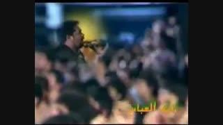 حاج محمود کریمی - زمینه(خبر عمو اومده،نرسیده آب عزیزم...)