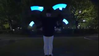 رقص نور با اوپینگ فصل3اتک آن تایتان