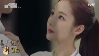 میکس کرهای شاد و عاشقانه منشی کیم با آهنگ عشق امیر فرجام (مرحله سوم مسابقه میکسور برتر)