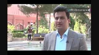 دومین جشنواره  کباب گلپایگان - 98