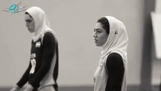 زهرا بخشی از هدف و رویای بانوان والیبالیست ایران میگوید...