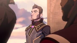 The.Dragon.Prince.S01E01.سریال فوق العاده شاهزاده اژدها