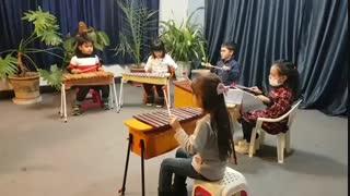 موسیقی کودک در کرج
