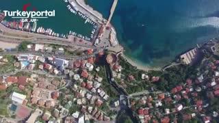 شهر زیبای آلانیا ترکیه