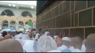 عزاداری ابا عبدالله الحسین در مقابل دیدگان آل سقوط