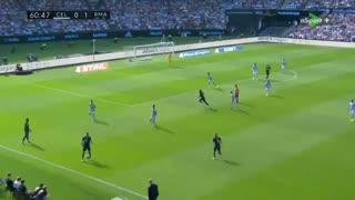 سوپر گل تونی کروس در بازی رئال مادرید - سلتاویگو