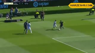 خلاصه دیدار سلتاویگو 1_3 رئال مادرید (هفتۀ 1 لالیگا 2019/20)