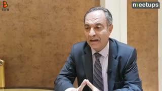 علی رضا اصفهانی مدیر و موسس مجموعه حس خوب زندگی در مصاحبه با بی تیتر از فواید رویداد میتاپس می گوید