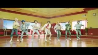 موزیک ویدیو  Boy With Luv از BTS+|متن ترجمه|