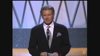 Roman Polanski winning the Oscar® for Directing