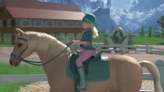 باربی و خواهرانش در داستان پونی زیرنویس فارسی - 2013 Barbie And Her Sisters In A Pony Tale