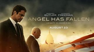 دانلود فیلم انجل سقوط کرده است Angel Has Fallen 2019