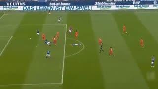 خلاصه بازی شالکه 0 - بایرن مونیخ 3 ( بوندسلیگا آلمان )