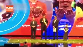 صحبتهای بیرانوند پس از انتخاب به عنوان برترین بازیکن ایران و قدردانی از برانکو و پانادیچ